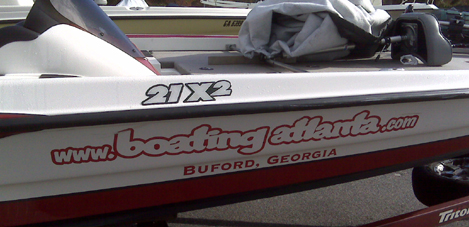 Boat, Custom Signs in Buford, GA