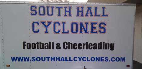 Cyclones, Custom Signs in Buford, GA